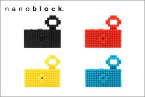 nanoblock TOY DIGITAL CAMERA ナノブロック トイデジタルカメラ