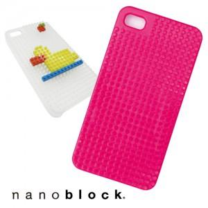 ナノブロック iPhone 4/4S用ケース